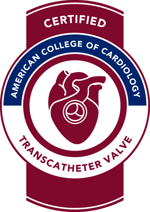 american college of cardiology certified badge